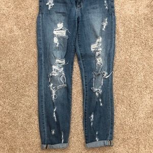 Distressed jeans from Dress Up